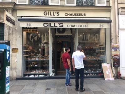 Vente 86 rue de Rennes – PARIS