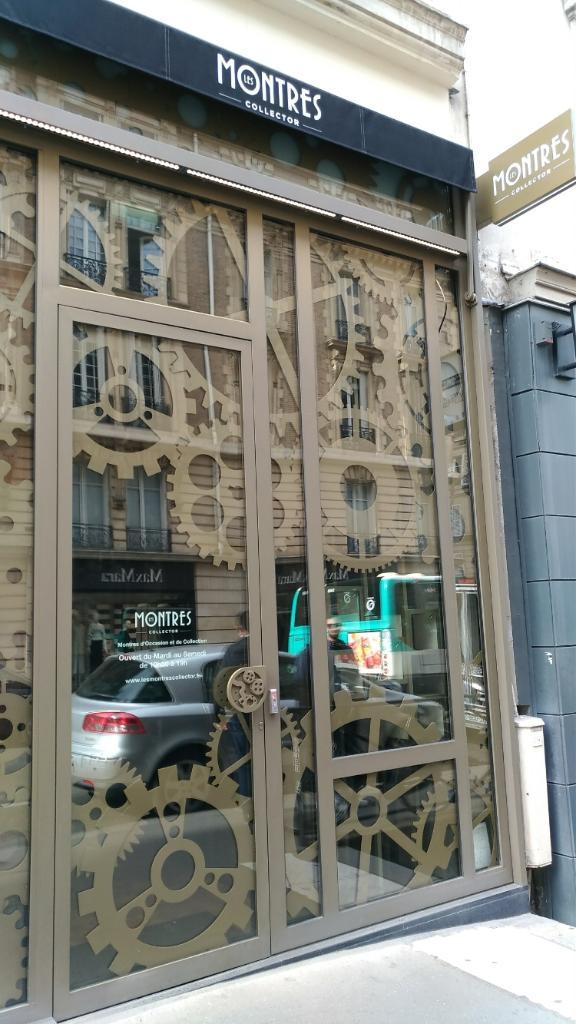 Vente (murs de boutiques) – 34 rue du Four 75006 Paris